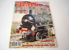REVUE RMF RAIL MINIATURE FLASH  N° 355 - MARS 1994