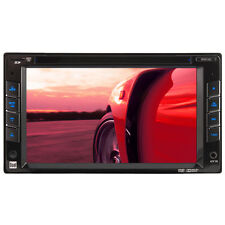 Dual XDVD1262 2-DIN DVD Multimedia DVD Receiver with 6.2