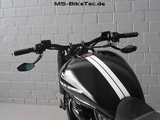 "Spiegel ""Track"" schwarz Harley Davidson V-Rod, Night Rod Special, Muscle"