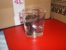 JACK DANIELS  BAND ON TOUR SINCE 1866 ROCKS GLASS 1 OF 4 GUITAR