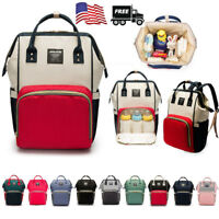 Baby Diaper Bag Maternity Women Backpack Rucksack Mummy Travel Stroller HandBag