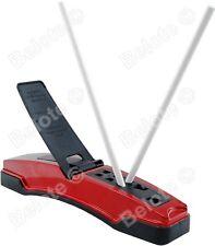 LANSKY Master's Edge 5 Rod Sharpener For Both Straight & Serrated MEDGE1 NEW