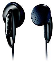 Philips SHE1350 - Auriculares de botón, negro
