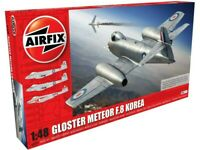 AIRFIX® 1:48 GLOSTER METEOR F.8 KOREA MODEL AIRCRAFT KIT RAF JET FIGHTER A09184