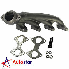 New Exhaust Manifold With Gasket Kit Right RH Passenger Side For Ford Truck 5.4L