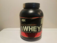 Optimum Nutrition Gold Standard Whey Protein Powder * 5 lb NEW Sealed Exp 8/2021