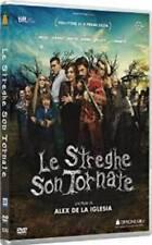 LE STREGHE SON TORNATE  DVD COMICO-COMMEDIA