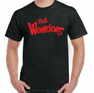 The Warriors T-Shirt Mens Retro 70's Movie USA 80's Film Cult Top Tee Gang