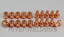 C1304 Düse & C1521 Elektrode Für Cebora Prof 50 CB 50 P 50 Plasma Brenner 20St