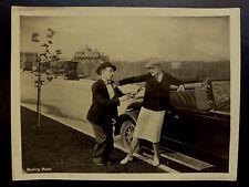 Photo Travesti - Beating Beats - circa 1920 - Silent Movie -