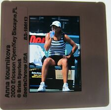 ANNA KOURNIKOVA SUPER MODEL LOOKS TENNIS WTA  ORIGINAL SLIDE 2