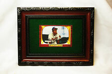 Hank Aaron 1955 Topps RP Sports Portrait Old Milwaukee Braves Baseball Card
