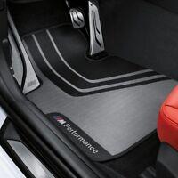 orig. BMW M Performance Fußmatten Hinten 1er F21 2er F22 M2 F87