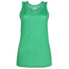 Abbigliamento sportivo da donna traspirante verde