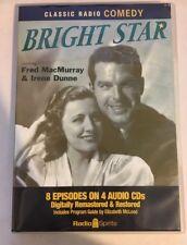 Bright Star (Radio Comedy 4 CD Set, 1953) Original Broadcast, Fred MacMurray