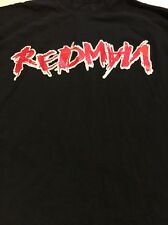 Redman T Shirt Sz 2xl Def Jam Vintage Rap Hip Hop Def Squad Black Throwback