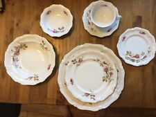 ROYAL HEIDELBERG WINTERLING GERMANY ROSE BRIER  7 PC PLACE SETTING CHINA