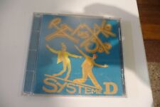 LES RITA MITSOUKO CD SYSTEME D.   BOITIER FENDU AU RECTO SUR 4CM.