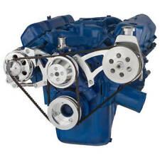 Ford 351 Cleveland, 351M & 400 V-Belt System - Power Steering & Alternator