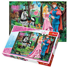Trefl 200 Piece Kids Girls Snow White Princess Forest Love Jigsaw Puzzle NEW
