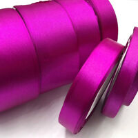 Silk Satin Ribbon Wedding Party Decor Wrapping Xmas Apparel Sewing Craft 34