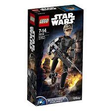 LEGO STAR WARS 75119 - SERGEANT JYN ERSO Personaggio 24cm
