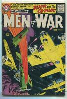 """Men Of War #110 FN """"Death Was The Co-Pilot""""  DC Comics CBX1J"""