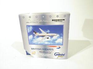 Gemini Jets GJBAW293 Scale 1:400 British Airways DC-10 McDonnell Douglas