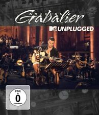 ANDREAS GABALIER - MTV UNPLUGGED   BLU-RAY NEW+