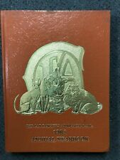 1985 Annual Yearbook The Cat Fanciers Association Cfa Book 656 Pages