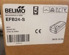 Belimo EFB24-S spring return 270#