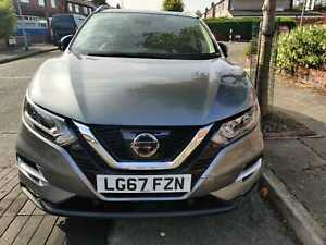 2017 Nissan Qashqai 1.2 DIG-T N Connecta Automatic Petrol NOT DAMAGED REPAIRED