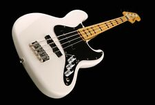 Squier by Fender Vintage Modified Jazz Bass '70S - Olympic White