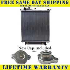 Radiator With Cap For Ford Mercury Fits Explorer Mountaineer 4.0 4.6  2816WC