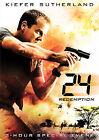24: Redemption (DVD, 2009, 2-Disc Set, Directors Cut Checkpoint, Sensormatic)
