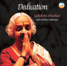 Smt Lakshmi Shankar-A Life Of Dedication CD NEW