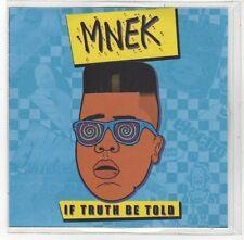 (DK845) Mnek, If Truth Be Told - DJ CD