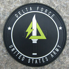 Call of Duty COD U.S.ARMY DELTE FORCE  3D PVC Patch PB142