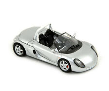 Norev Renault Spider Modell 1995 silbermetallic silver metalic, 1:43