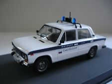 007 JAMES BOND GOLDNEYE  LADA NIVA VAZ-2106 POLICE CAR 1/43 Die-Cast Car.