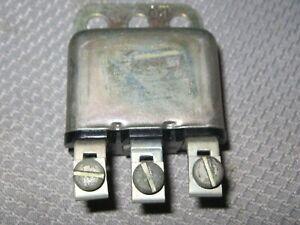 New 1953-1959 Chevrolet,Hudson,Packard 12 Volt horn relay, read ...