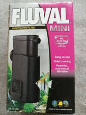 Fluvial Mini Underwater Filter new 45L fish tank bowl aquarium filter