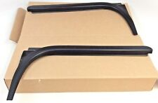 Chevrolet Silverado Extended Cab Rear Left & Right Window Outer Weather Strips