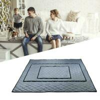 Pet Cooling Mat Non-Toxic Cool Gel Pad Cooling Pet Bed for Summer  Dog Cat M9X8