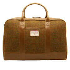 The British Bag Company - Stornoway Harris Tweed Travel Holdall/Bag