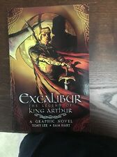 Jk5 Excalibur The Legend Of King Arthur A Graphic Novel - Paperback