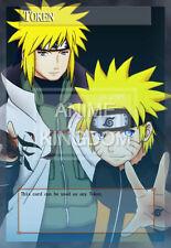 YUGIOH Cool Anime Orica Token Naruto & Minato  # 568