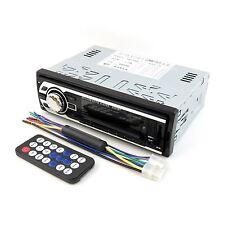 12V Car Stereo Headunit FM Radio Bluetooth MP3 USB SD AUX FM 4x 60W 1DIN