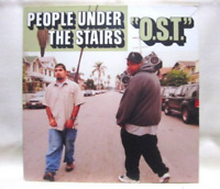 People Under The Stairs - O.S.T. (2LP Vinyl) OG US 2002