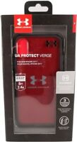 Under Armour UA Protect Verge Case Apple iPhone X iPhone XS - Clear/Black
